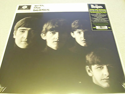 The Beatles - With The Beatles - LP 180g Vinyl /// Neu & OVP /// REMASTERED