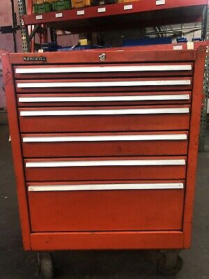 Kennedy 7 Drawer Roller Cabinet Tool Box