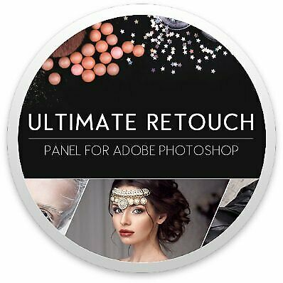 Ultimate Retouch Panel 3.7.67 pro Photoshop 2019 Extension Plug-In for Windows