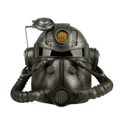 FALLOUT 76 Wearable T-51B POWER ARMOR HELMET * With Voice Changer & Light