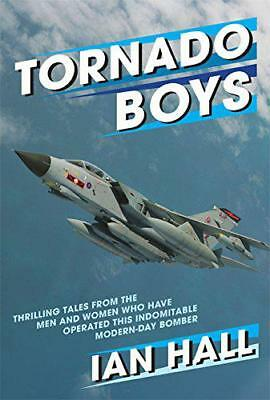 Tornado Boys by Ian Hall, Hardcover Book, New, FREE & Fast Delivery!