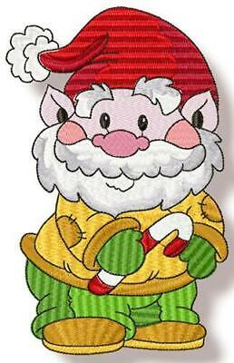 CHRISTMAS FAIRY AND ELVES 20 MACHINE EMBROIDERY DESIGNS CD or USB