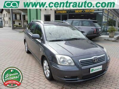 TOYOTA Avensis 2.2 D-Cat 16V Station Wagon