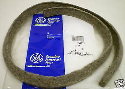 WE9M10 Genuine GE OEM Dryer Drum Felt Seal OEM new PS268331 AP2043005