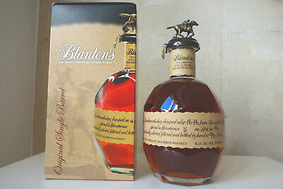 Blanton's Original Single Barrel Bourbon 0,7l Einzelfass ++ Sonderpreis ++