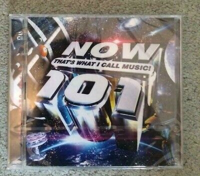NOW That's What I Call Music! 101 (Album) [CD] Various Artists Genuine UK