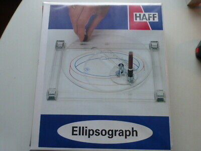 Original HAFF Ellipsograph N° 97 TOP ZUSTAND