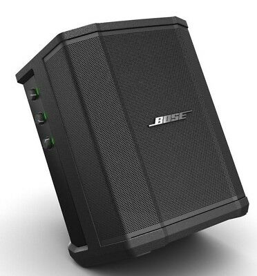 Bose S1 Pro Ultra-Portable PA Mixer INCLUDES BATTERY *AUTHORIZED DEALER* NEW