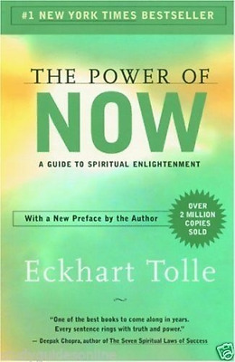 The Power of Now : A Guide to Spiritual Enlightenment by Eckhart Tolle(EB00K)PDF