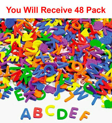 150x Foam Alphabet Letters Sticker Sticky For Card Making