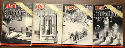 QST AMATEUR RADIO Magazine 1964 set of all twelve (12) monthly issues