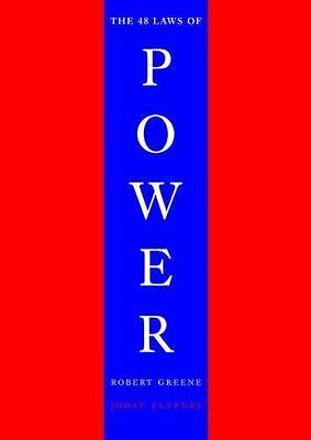 48 Laws of Power by Robert Greene [E-Book]