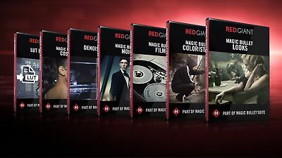 Red Giant Magic Bullet Suite 13 Video Editing Plugins - Windows (OFFER!!)
