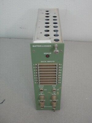 ND Nuclear Data Buffer Logger NIM Module