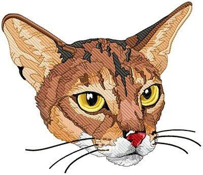 CUDDLY CATS 20  MACHINE EMBROIDERY DESIGNS CD or USB