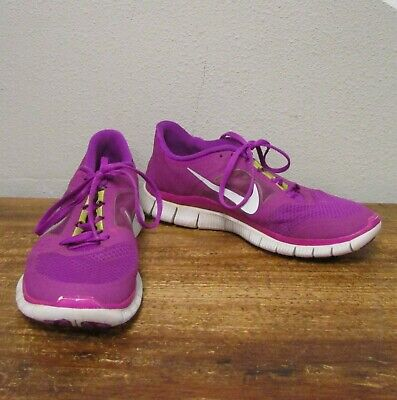 NIKE + LUNARGLIDE 2 RUNNING FLYWIRE PinkGray Shoes Women's