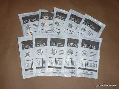 Urnex DEZCAL Coffee Maker & Espresso Descaler 10 packages Keurig Tassimo Bosch