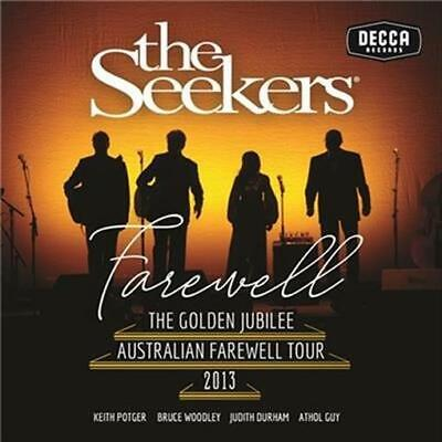 SEEKERS, THE Farewell CD NEW