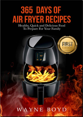 Air fryer cookbook: Air fryer recipe book and Delicious Air Fryer  FAST DELIVERY