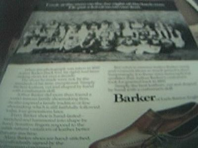 news item 1984 advert barkers shoes earls barton item has been folded