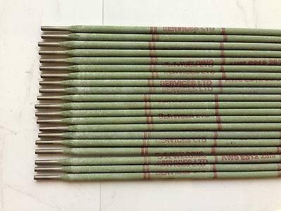 MMA 29/9 Dissimilar Welding Rods 2.5mm & 3.2mm x 20 rods