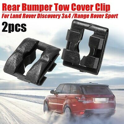 20x Clips For Land Rover Discovery 4 Range Rover Tow Eye Cover Bumper Trim Clips