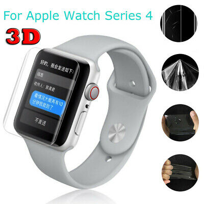 Hydrogel Film Transparent Screen Protection Film For Apple Watch Series 4 40/44m
