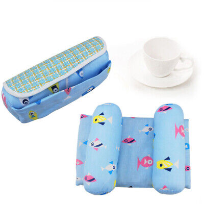 Infant  Baby Pillows Rectangular 4 Seasons Adjustable Cotton Styling Pillow x1