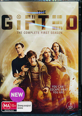 The Gifted Season 1 One First DVD NEW Region 4
