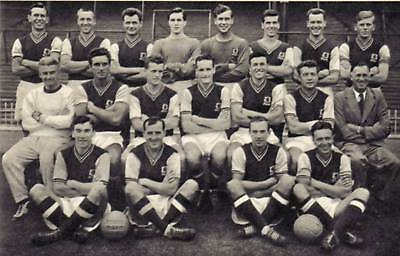 Aston Villa Football Team Photo>1959-60 Season