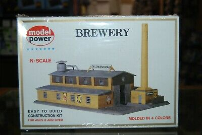 HO Scale Broadway Limited /'New York Central/' Motorized Water Tower Item #6093