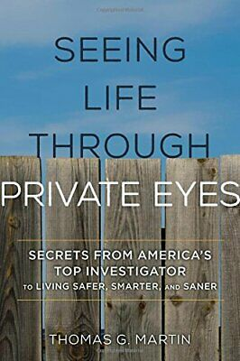 What Private Eyes Know That Yocb, Martin New 9781442269729 Fast Free Shipping..