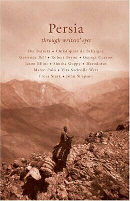 Persia (Through Writers' Eyes) by Blow  New 9780955010552 Fast Free Shipping..