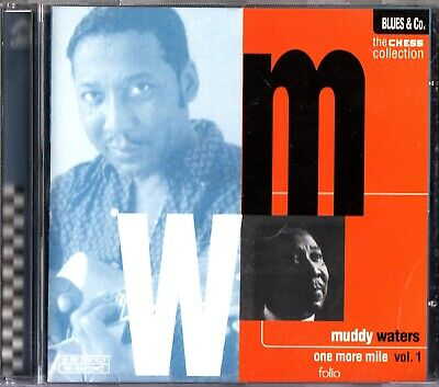 Muddy Waters -One More Mile Vol. 1 CD (The Chess Collection) Blues & Co