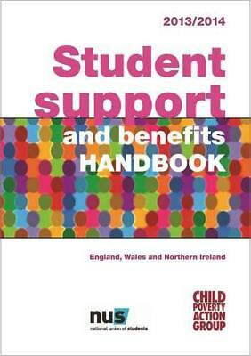 Student Support and Benefits Handbook: England, Wales and  Northern Ireland 2014