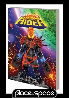 Cosmic Ghost Rider Baby Thanos Must Die - Softcover