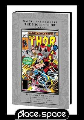 Mmw Mighty Thor Vol 17 - Hardcover