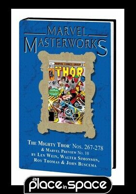 Mmw Mighty Thor Vol 17 Dm Var 267 - Hardcover