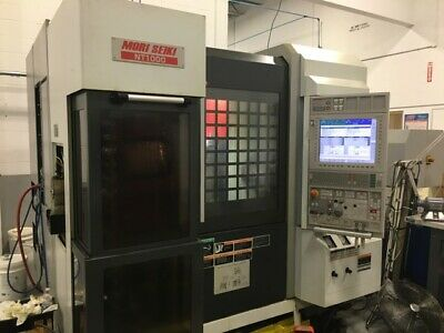 Mori Seiki NT 1000 WZ 7 axis  Mill Turning Center mfg 2010, make offer