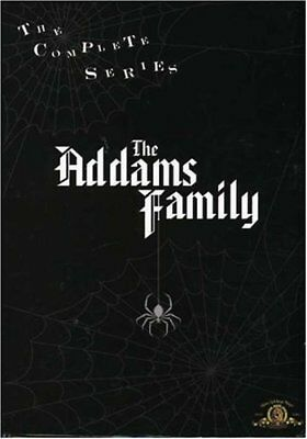 The Addams Family Complete Series  9-DVD SET NEW, SEALED! USA R1