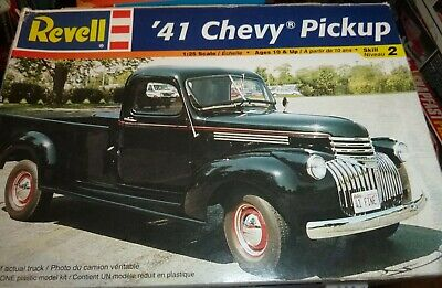 REVELL 85-7668 1941 Chevy Pickup 1/25 Model Car Mountain Kit Comp