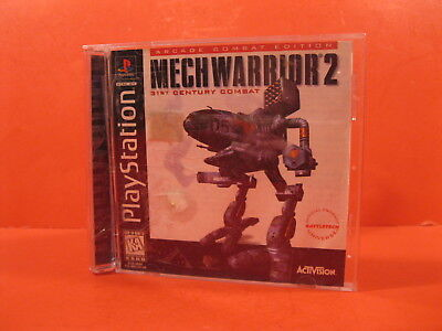 Dvd - Playstation - Mech Warrior 2