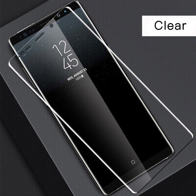 For Samsung Galaxy Note 9 Luxury 2X Full Cover Tempered Glass Screen Protector