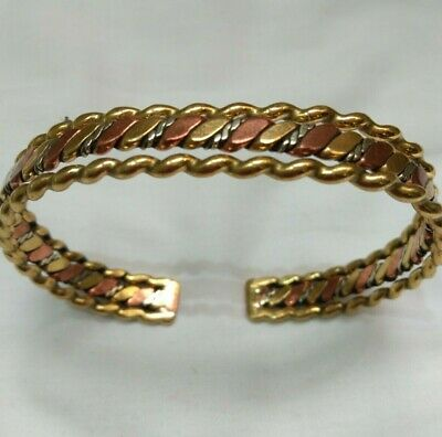 EXTREMELY ANCIENT VIKING BRACELET BRONZE Detector Find Polished museum quality