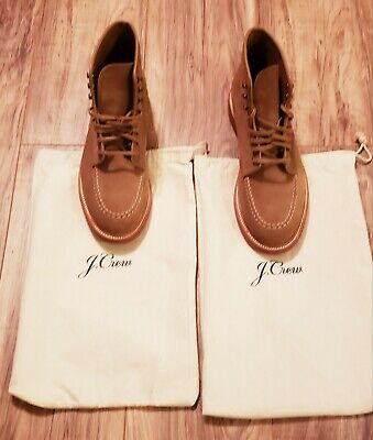 347c063b42d NEW JCREW KENTON Suede Penny Loafers With White Soles C4212 ...