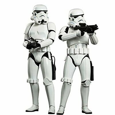 Movie Masterpiece STAR WARS STORMTROOPER 2 Pieces Set 1/6 Action Figure Hot Toys
