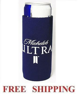 Michelob Ultra 1 Slim Can Cooler Coozie Coolie Koozie Huggie New Bud