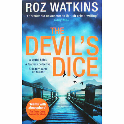 The Devils Dice by Roz Watkins (Paperback), New Arrivals, Brand New