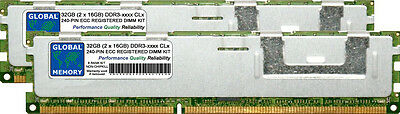 2026T-6RFT PC3-8500 Ram Memory 2GB DIMM SuperMicro SuperServer 2026T-6RF