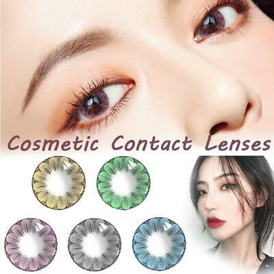 Lentille de Contact Souple de Couleur / Color Contact Lenses / Validité 1 year I
